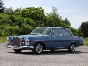 1970 Mercedes-Benz 280 S For Sale by Auction