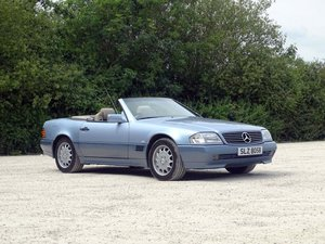 1994 Mercedes-Benz SL 280 For Sale by Auction