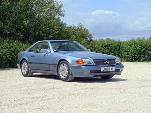 1991 Mercedes-Benz 300 SL For Sale by Auction
