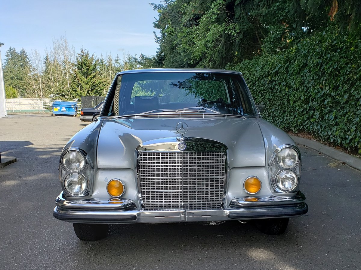 1971 Mercedes 300 SEL 6.3 For Sale (picture 1 of 6)