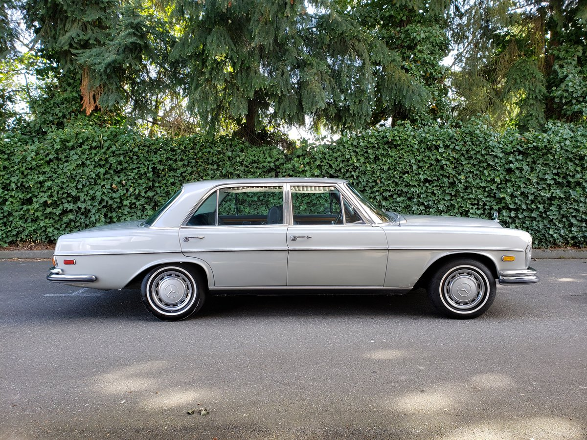 1971 Mercedes 300 SEL 6.3 For Sale (picture 3 of 6)