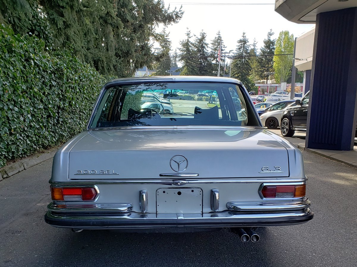 1971 Mercedes 300 SEL 6.3 For Sale (picture 4 of 6)