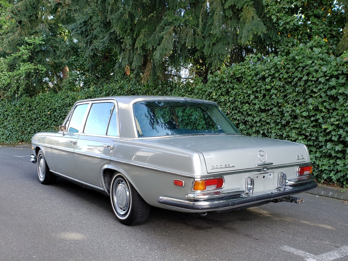 1971 Mercedes 300 SEL 6.3 For Sale (picture 5 of 6)