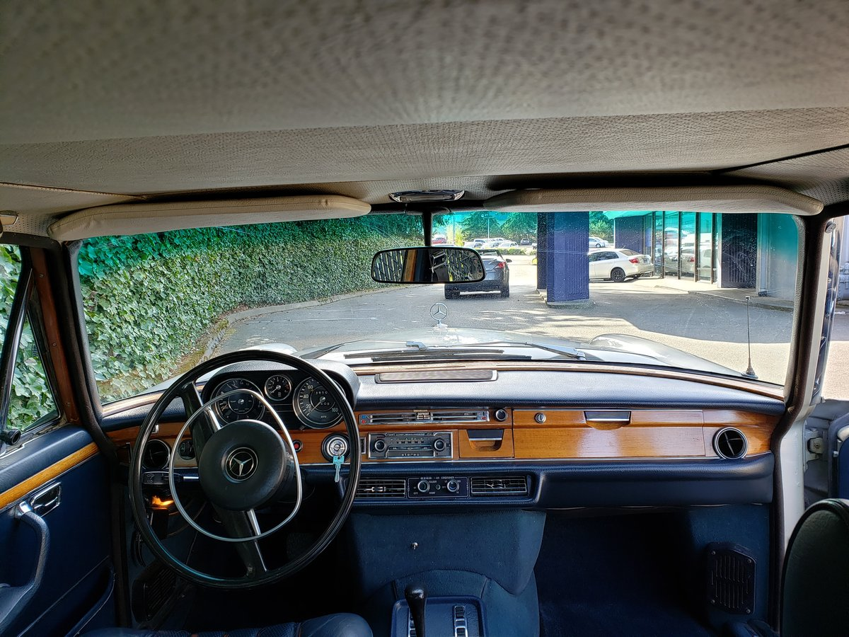 1971 Mercedes 300 SEL 6.3 For Sale (picture 6 of 6)
