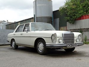 1969 Mercedes-Benz 280 SE For Sale by Auction