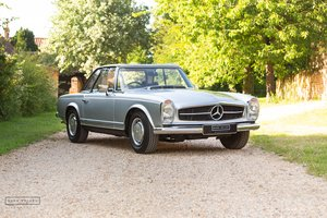 1969 Mercedes-Benz 280 SL 'Pagoda' - Ex Jack Sears SOLD