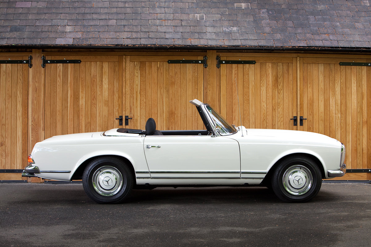 1965  230 SL Pagoda RHD For Sale (picture 1 of 5)