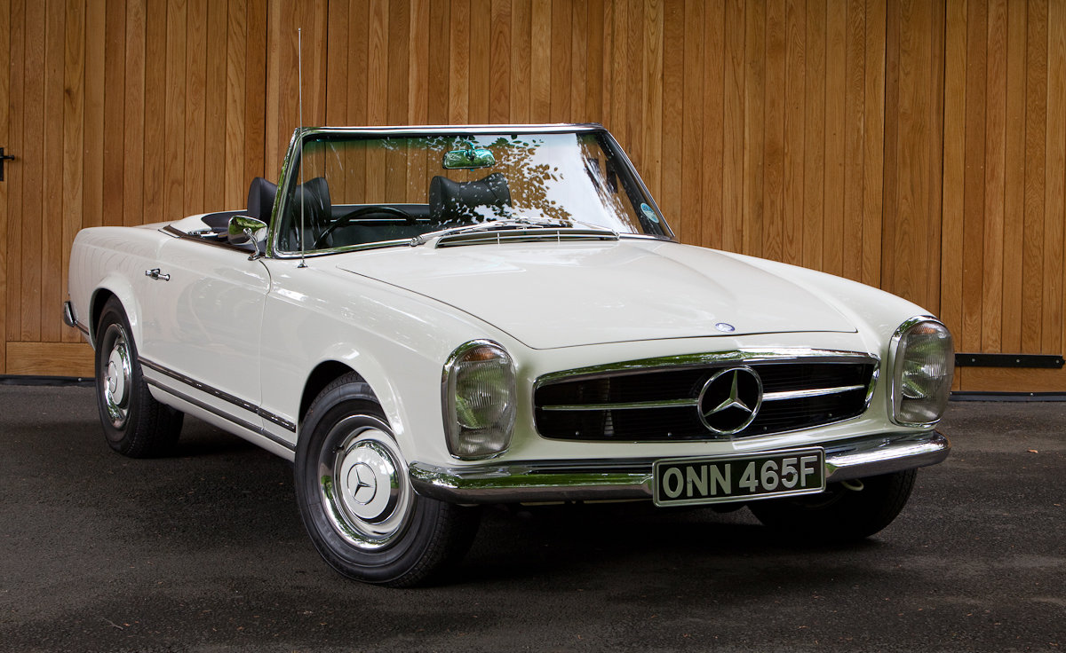 1965  230 SL Pagoda RHD For Sale (picture 2 of 5)