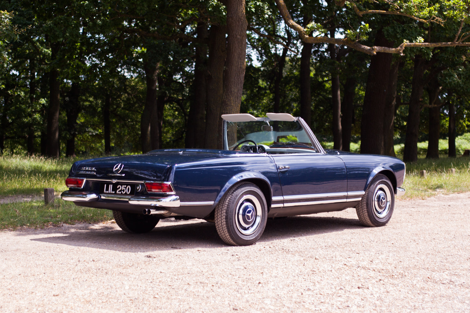 1967 Mercedes-Benz 250SL Pagoda - SOLD, Another Wanted!! For Sale (picture 3 of 6)