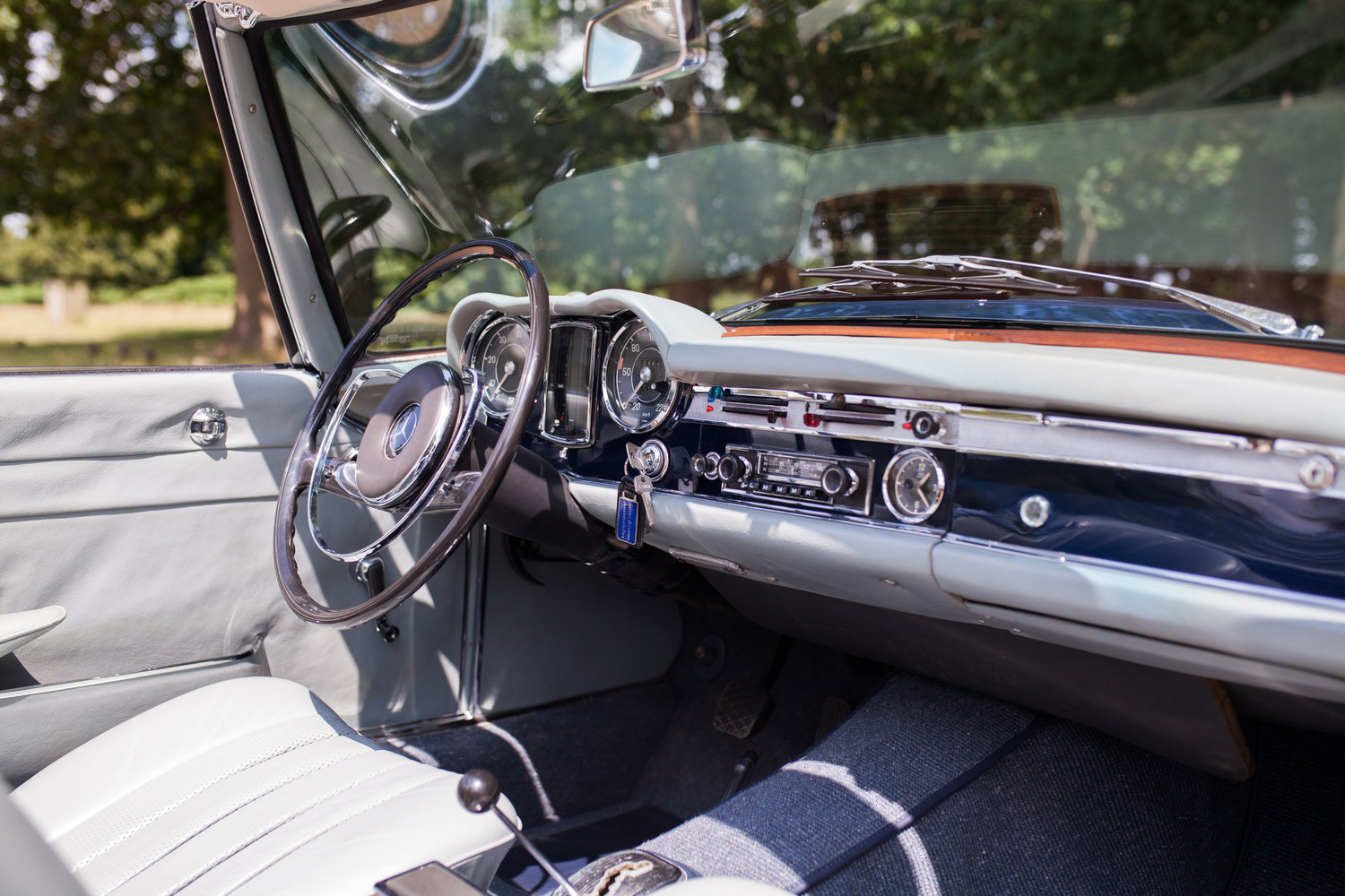 1967 Mercedes-Benz 250SL Pagoda - SOLD, Another Wanted!! For Sale (picture 5 of 6)