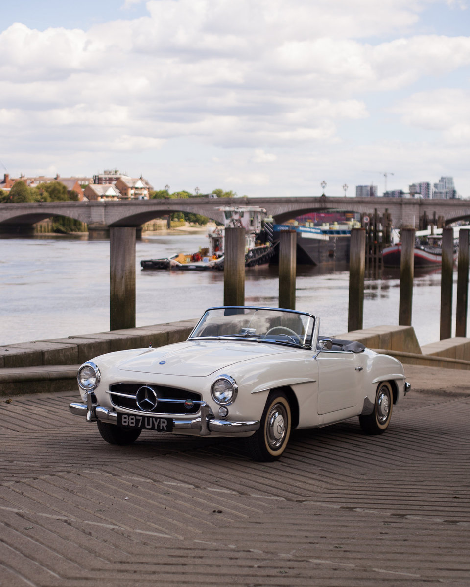 1957 Mercedes-Benz 190SL - Superb Condition and Originality For Sale (picture 1 of 6)