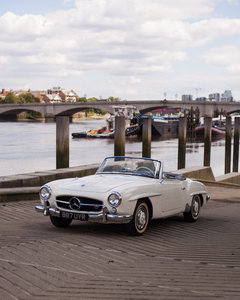 1957 Mercedes-Benz 190SL - Superb Condition and Originality