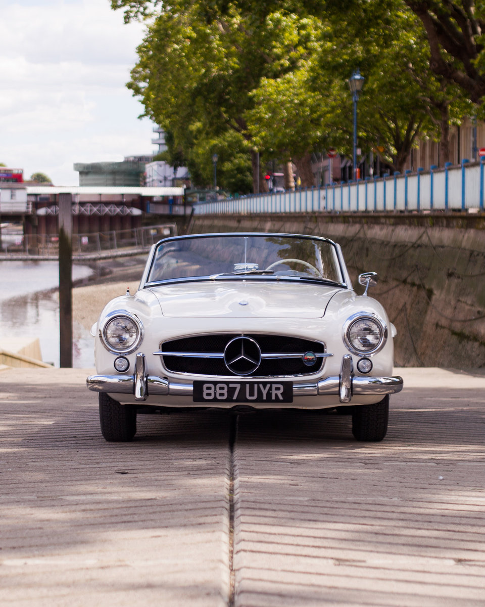 1957 Mercedes-Benz 190SL - Superb Condition and Originality For Sale (picture 2 of 6)