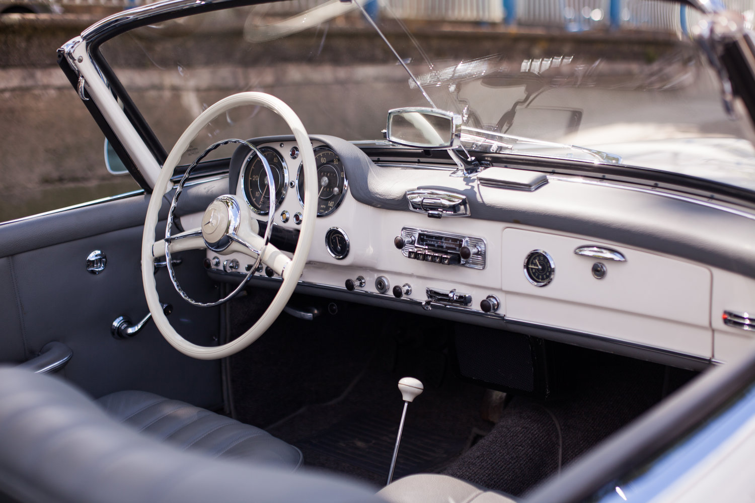 1957 Mercedes-Benz 190SL - Superb Condition and Originality For Sale (picture 6 of 6)