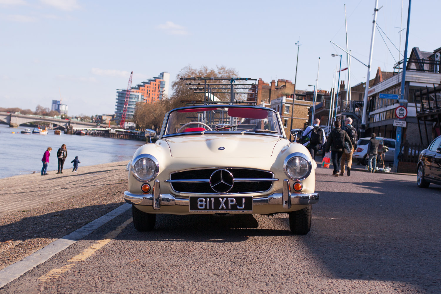1962 Mercedes-Benz 190SL RHD - HUGE PRICE REDUCTION!! For Sale (picture 2 of 6)