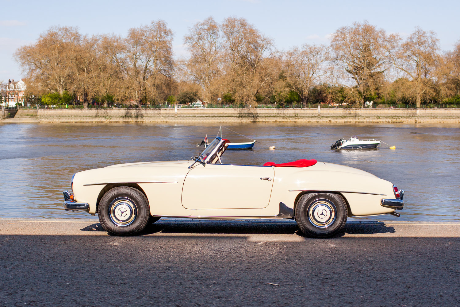 1962 Mercedes-Benz 190SL RHD - HUGE PRICE REDUCTION!! For Sale (picture 3 of 6)