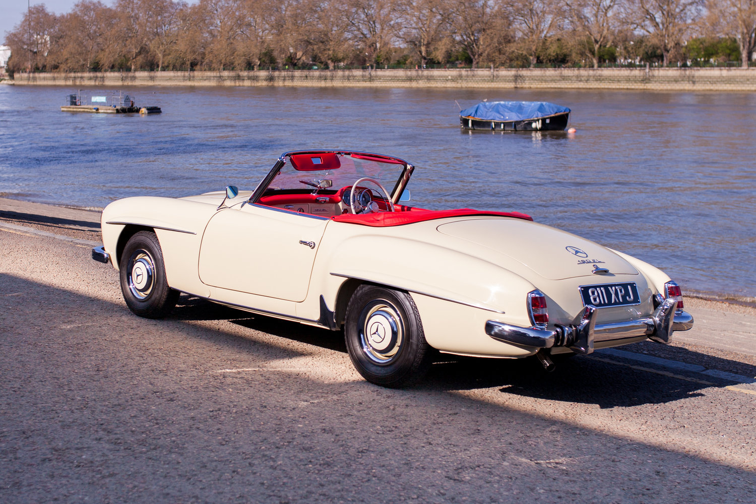 1962 Mercedes-Benz 190SL RHD - HUGE PRICE REDUCTION!! For Sale (picture 4 of 6)