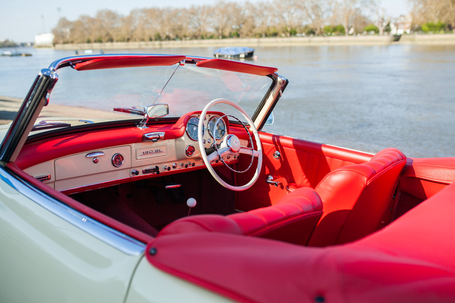 1962 Mercedes-Benz 190SL RHD - HUGE PRICE REDUCTION!! For Sale (picture 5 of 6)