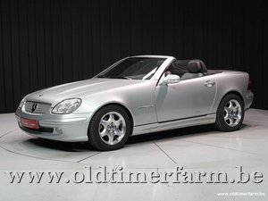 2000 Mercedes-Benz 200 SLK Kompressor