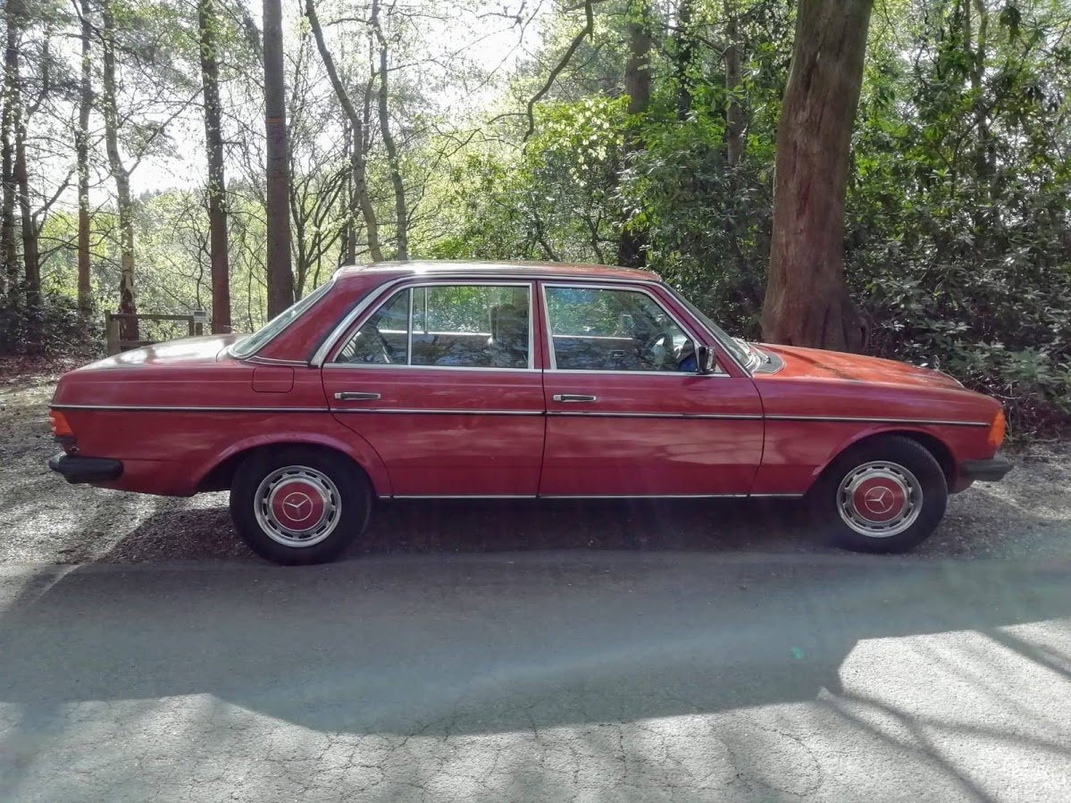 1983 W123 200 For Sale (picture 3 of 6)