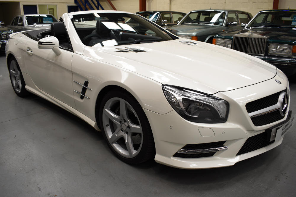 2015 1 lady owner, full Mercedes history For Sale (picture 1 of 6)