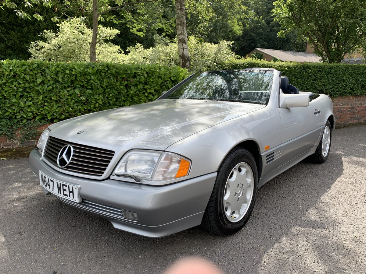 1995 MERCEDES BENZ SL500 W129 Sports For Sale (picture 1 of 6)
