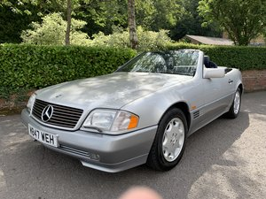 1995 MERCEDES BENZ SL500 W129 Sports For Sale