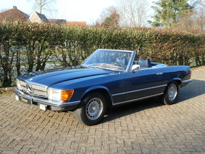 1972 Mercedes SL For Sale