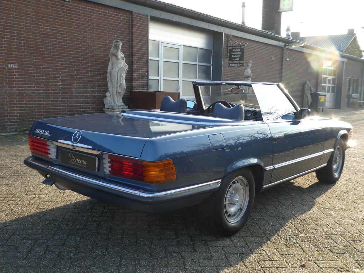 1972 Mercedes SL For Sale (picture 2 of 6)
