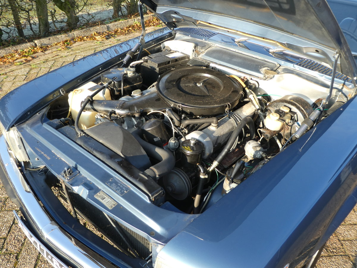 1972 Mercedes SL For Sale (picture 5 of 6)