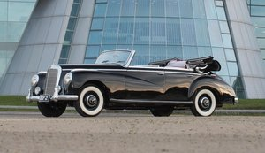 1953 Mercedes-Benz 300B Cabriolet 'D' For Sale by Auction