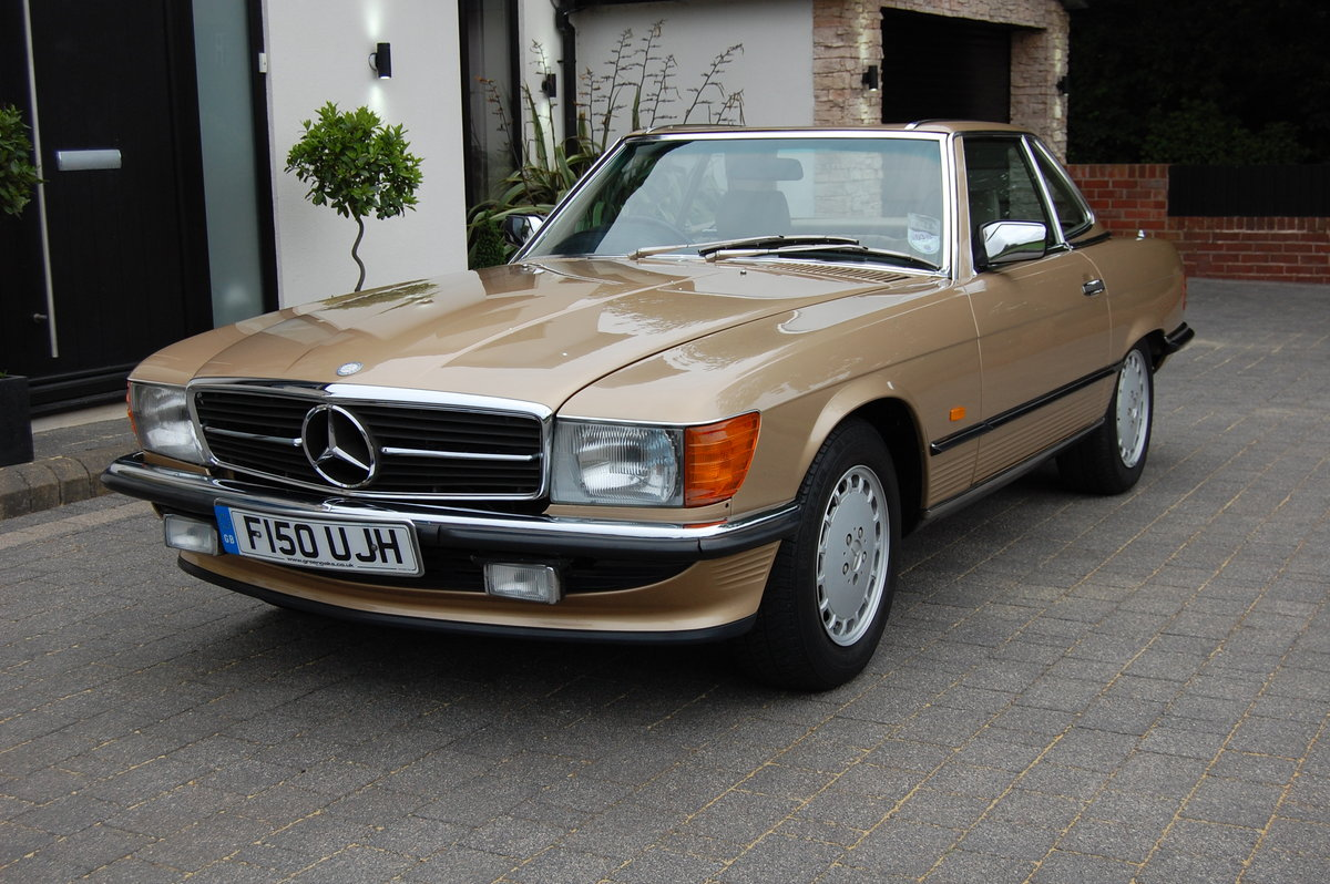 1989 2 OWNERS 300SL 58000 MILES £34950 For Sale (picture 1 of 6)