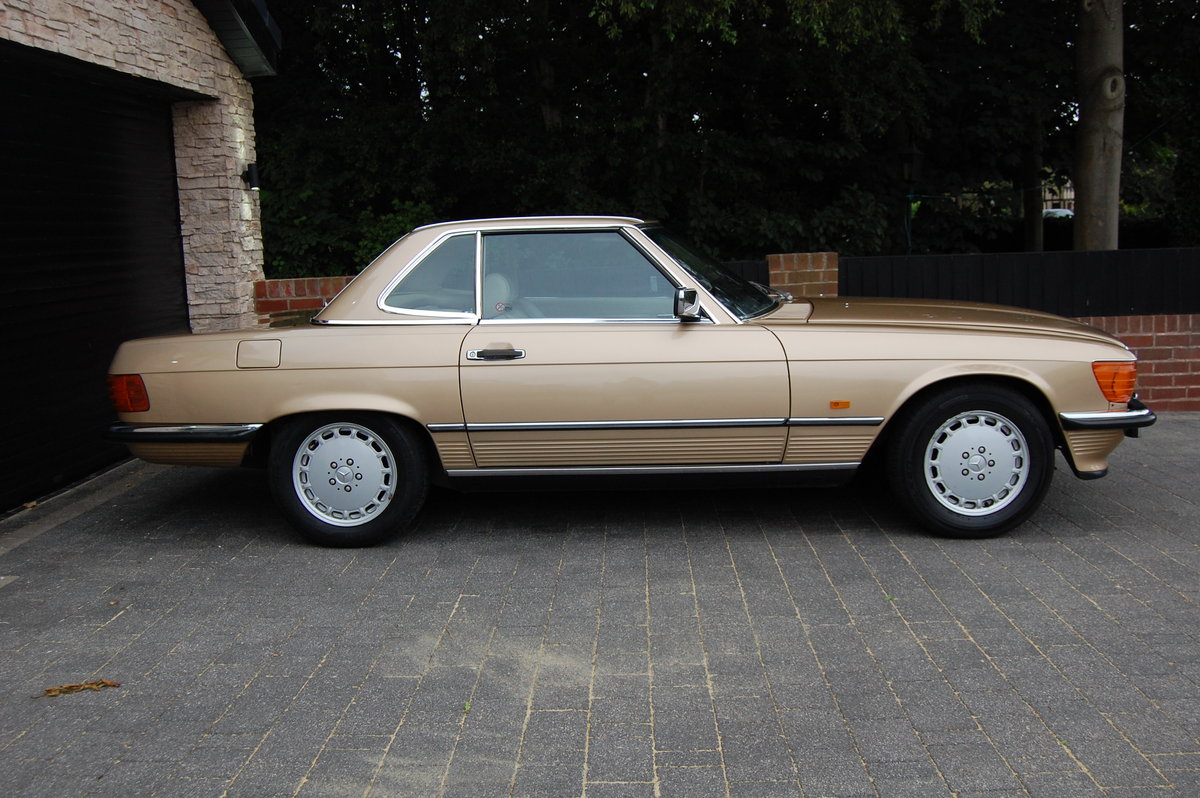 1989 2 OWNERS 300SL 58000 MILES £34950 For Sale (picture 2 of 6)