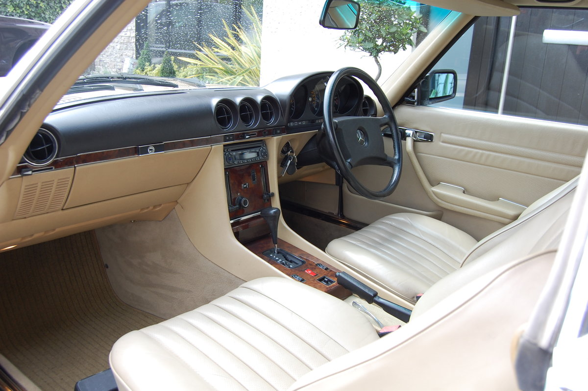 1989 2 OWNERS 300SL 58000 MILES £34950 For Sale (picture 3 of 6)