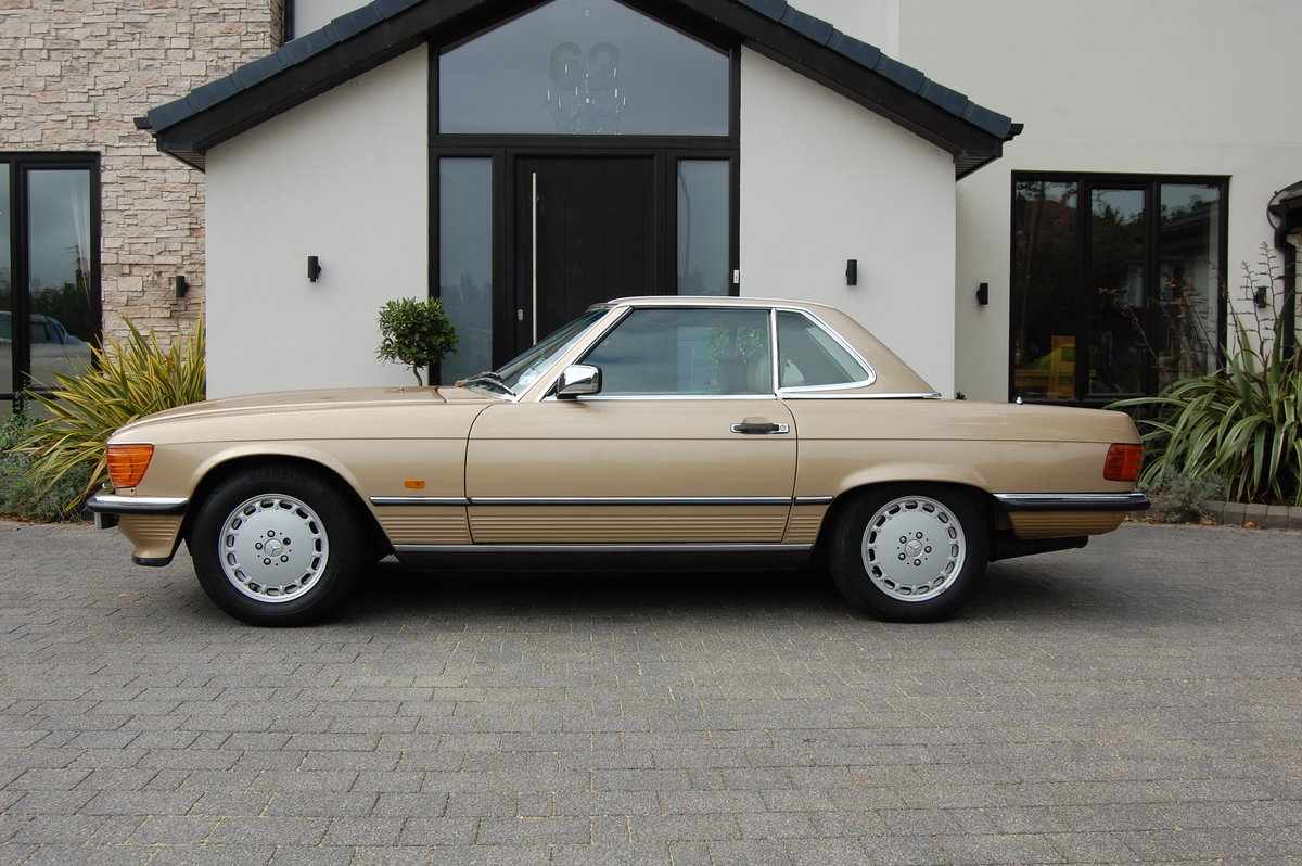 1989 2 OWNERS 300SL 58000 MILES £34950 For Sale (picture 5 of 6)