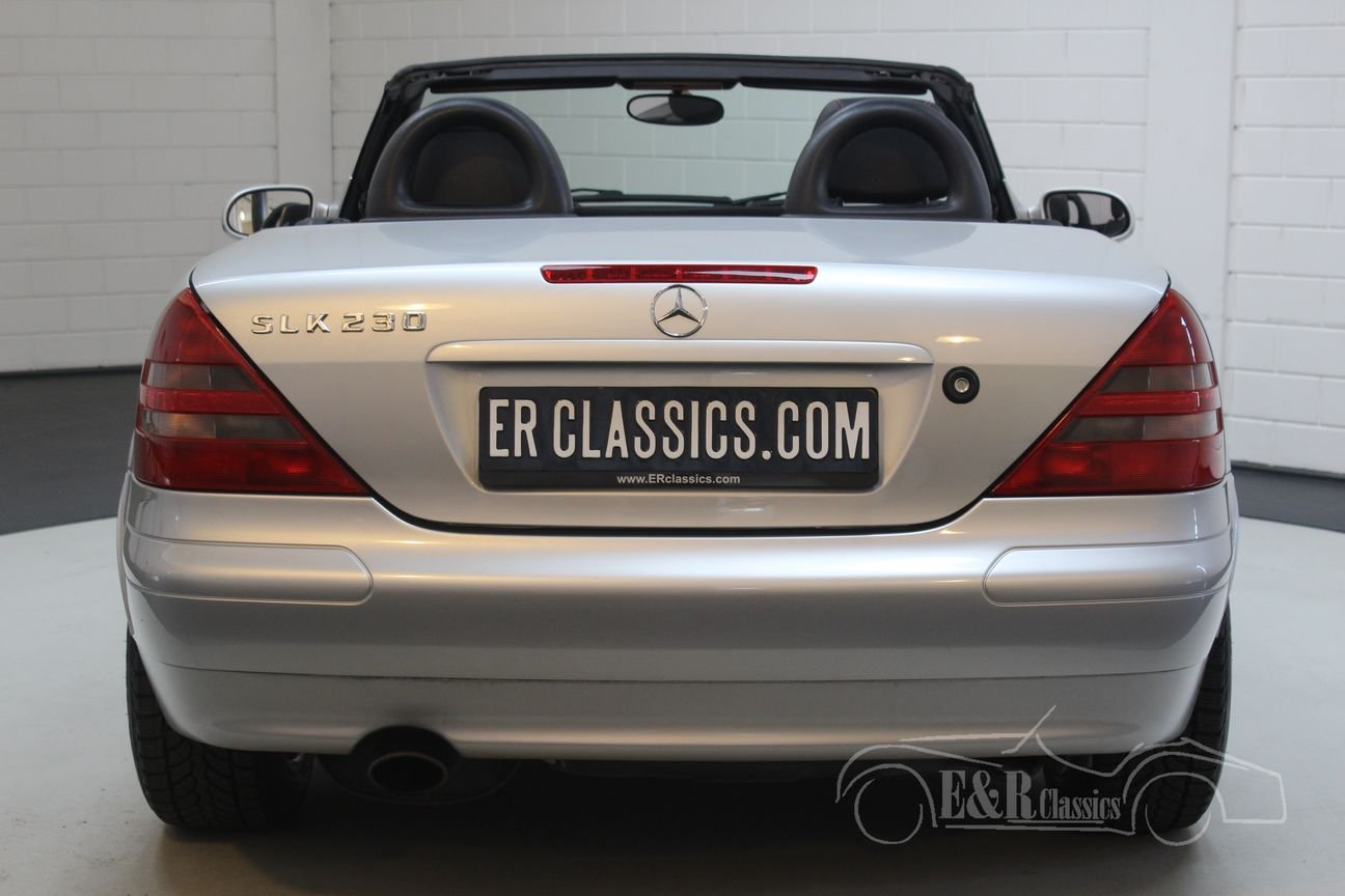 Mercedes-Benz SLK230 2000 62,932 km Top condition For Sale (picture 5 of 6)