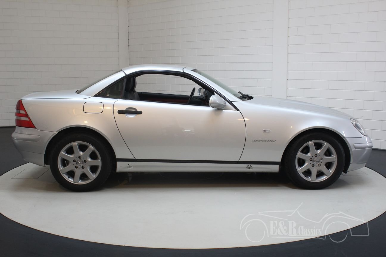 Mercedes-Benz SLK230 2000 62,932 km Top condition For Sale (picture 6 of 6)