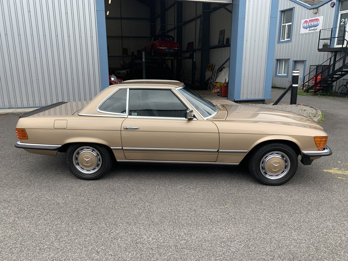 1985 MERCEDES BENZ 280SL W107 For Sale (picture 4 of 6)