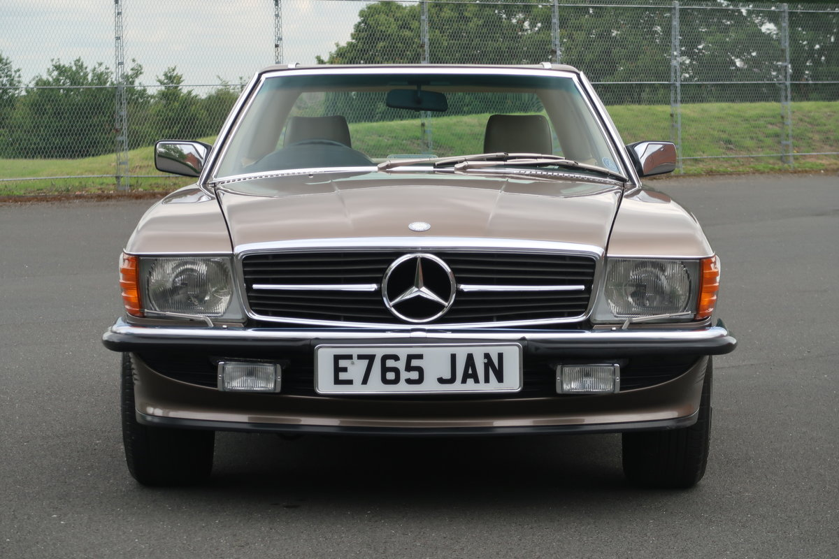 1988 MERCEDES SL420 R107 For Sale (picture 5 of 6)