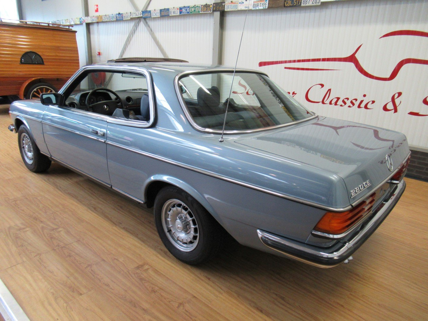 1977 Mercedes 280CE W123 Coupé For Sale (picture 3 of 6)