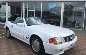 1991 Mercedes-Benz 300 SL (R129)