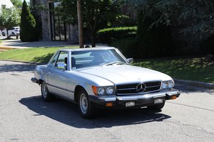 1983 Mercedes-Benz 380SL Convertible #22991