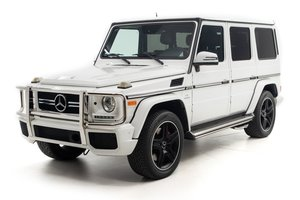 2014 Mercedes G-Class 4MATIC 4dr G 63 AMG  33k miles $79k For Sale