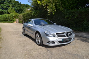 2008 Mercedes-Benz SL500 RHD For Sale