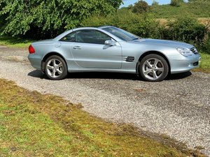 2004 Mercedes-Benz SL 600 For Sale