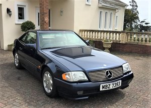 1995 Mercedes SL320 - 37000 miles only - Superb Condition For Sale