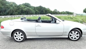 2002 Mercedes CLK430 - 50000 mls - 2 owners - serviced every year For Sale