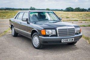 1990 Mercedes-Benz W126 420SEL - 80K Miles - FSH - Original SOLD