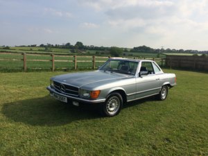 1983 Mercedes 280SL For Sale by Auction