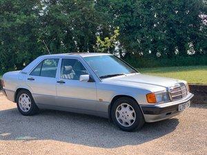 1993 MERCEDES 190e AUTO For Sale
